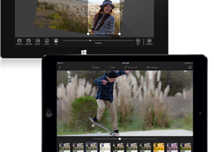 Full Adobe Photoshop Express for Windows Phone screenshot