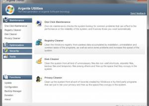 Argente Utilities screenshot