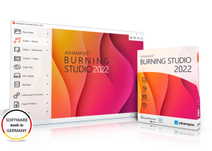 Ashampoo Burning Studio 2020 Freeware
