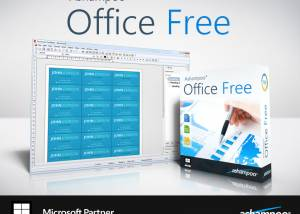 Full Ashampoo® Office Free screenshot