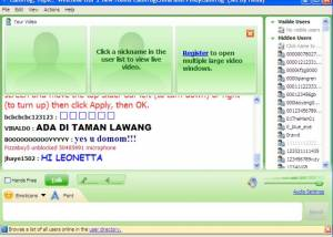 Freeware - Camfrog Video Chat 6.22 B685 screenshot