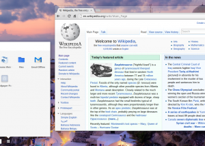 Full Chromium screenshot