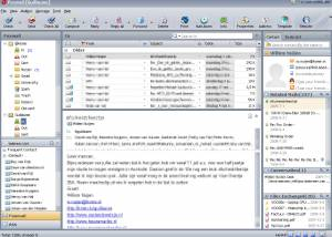 Freeware - Foxmail 7.2 B9.088 screenshot