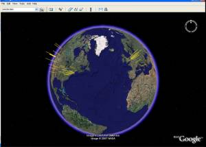 Freeware - Google Earth 7.3.1.4505 screenshot