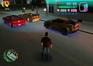 Full Grand Theft Auto: Vice City Ultimate Vice City Mod screenshot