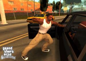 Full GTA San Andreas screenshot