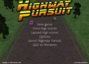 Full Highway Pursuit screenshot