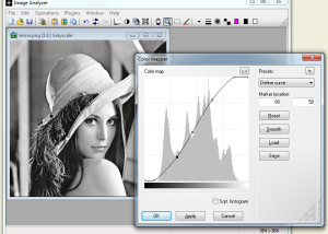 Freeware - Image Analyzer 1.38 screenshot