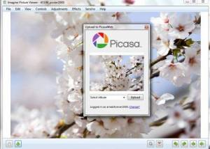 Freeware - Imagine Picture Viewer 2.2.4 screenshot