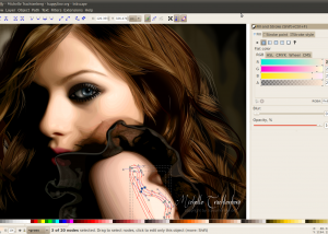 Freeware - Inkscape 0.92 screenshot