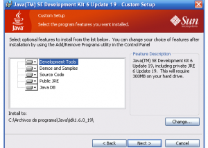 Freeware - Java SE Development Kit (JDK) 8 Update 121 screenshot