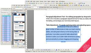 Freeware - Kingsoft Office Suite Free 2012 8.1.0.3385 screenshot
