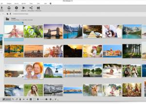 Full MAGIX Photo Manager screenshot