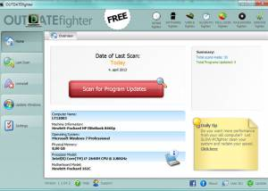 Freeware - OUTDATEfighter 1.1.97 screenshot