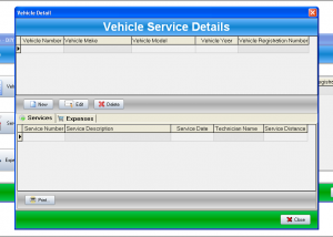 Freeware - SSuite DIY Vehicle Maintenance 2.2.1 screenshot