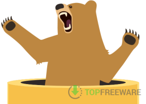 Full TunnelBear screenshot