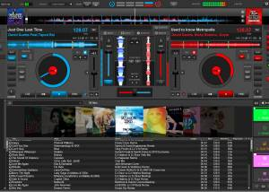 Full Virtual DJ Home screenshot