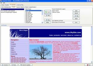 WonderWebWare Template Shaker screenshot