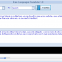 Freeware - Free Languages Translator 1.0.199 screenshot